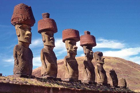 Megalithic Macho Moai Men Of Rapa Nui Fave